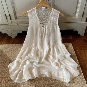 HP 🌟 Bohemian Lace Ethereal Lace dress